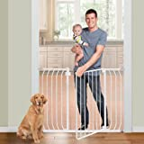 Summer-Infant-Multi-Use-Extra-Tall-Walk-Thru-Gate-White