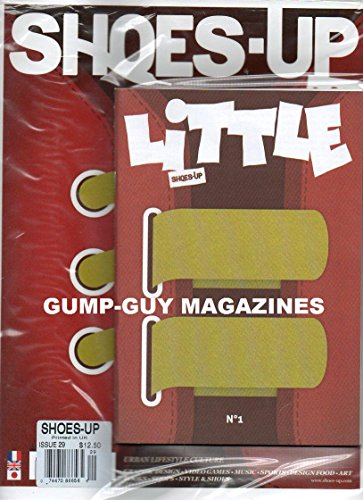 shoes-up-issue-29-mars-avril-may-2011-magazine-new-in-wrapper-with-bonuslittle-shoes-up-no-1-booklet