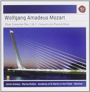 Mozart: Concertos for Flute & Harp
