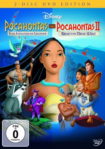Pocahontas 1+2 - Movie Collection [Edizione: Germania]