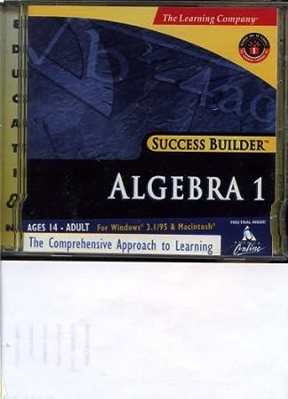 Success Builder: Algebra 1