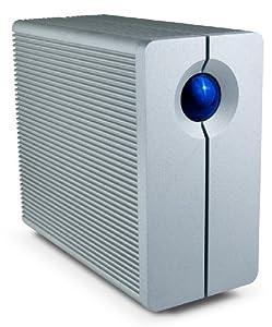 Lacie 301534 2big Quadra USB 3.0 4TB 2-Bay RAID
