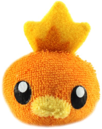 "Official Takaratomy Pokemon Mini Plush Strap - 2.25"" - Torchic - 1"