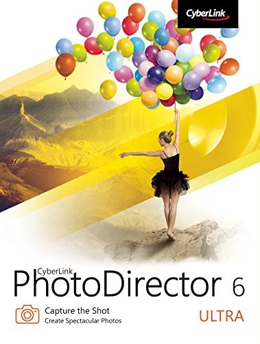 Cyberlink PhotoDirector 6 Ultra (Slideshow Software compare prices)