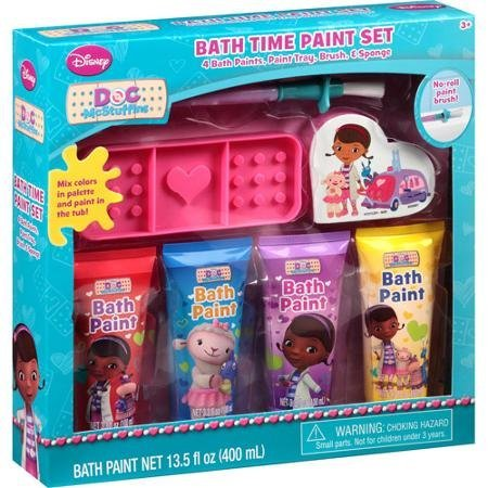 Doc McStuffins Bath Time Paint Set by Erwinshy - 1