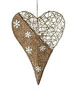 Decoracion Navideña Colgante decorativo Navidad Corazón