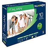 TELL ME MORE Italian v10 10 levels (PC DVD)by TELL ME MORE