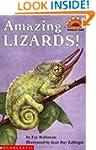 Amazing Lizards (Hello Reader)