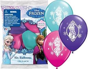 Frozen Latex Balloon Set from hall