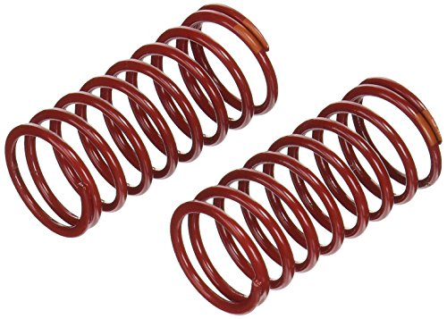 Traxxas 5437 GTR Shock Spring 3.2 Rate Orange, Revo, 2-Piece - 1
