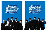 SUPERJUNIOR (スーパージュニア) All About Super Junior [TREASURE WITHIN US] DVD PREVIEW (フォトブック2冊+リーフレット1枚) 韓国盤