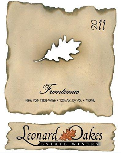 2011 Leonard Oakes Estate Winery Frontenac 750 Ml