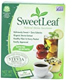 SweetLeaf Sweetener (35-Count Packets), 1.25-Ounce Boxes (Pack of 4)