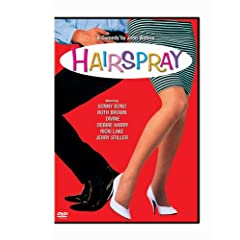Cover of Hairspray DVD