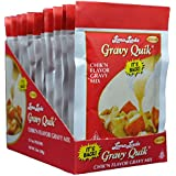 Loma Linda Vegetarian Meat Substitute Gravy, Chicken, 1 Ounce (Pack of 12)