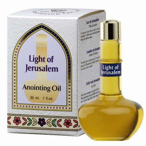 Anointing Olive Oil from Jerusalem