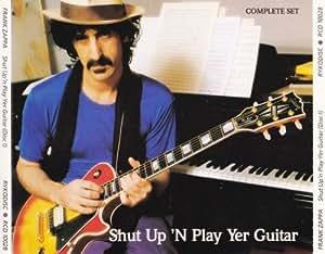 Frank Zappa Vinnie Calaiuto Tommy Mars Peter Wolf