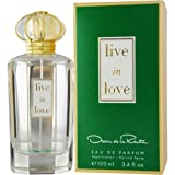 Oscar De La Renta Live In Love Eau De Parfum Spray for Her 100ml