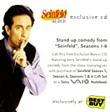 Stand-up comedy from Seinfeld, Seasons 1-6 (Seinfeld on DVD) by Jerry Seinfeld published by Sony Pictures Home Entertainment (2005) [Audio CD]