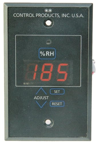 Control Products HAL-2000D-24 Humidity Alarm Logger