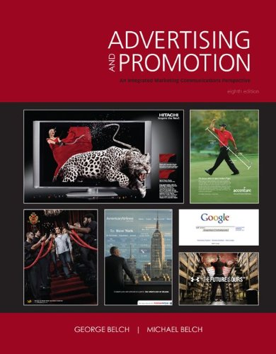 Advertising and Promotion: An Integrated Marketing...