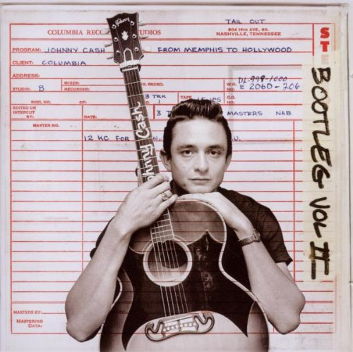 Johnny Cash-Bootleg Vol 2 From Memphis To Hollywood-2CD-FLAC-2011-FORSAKEN Download