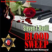 Blood Sweep: Posadas County Mystery, Book 8 | Steven F. Havill