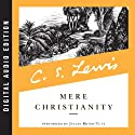 Mere Christianity Audiobook by C.S. Lewis Narrated by Julian Rhind-Tutt