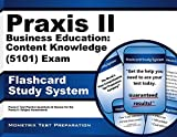 Praxis II Business Education: Content Knowledge (5101) Exam Flashcard