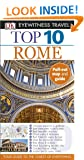 Top 10 Rome [With Map] (DK Eyewitness Top 10 Travel Guides)