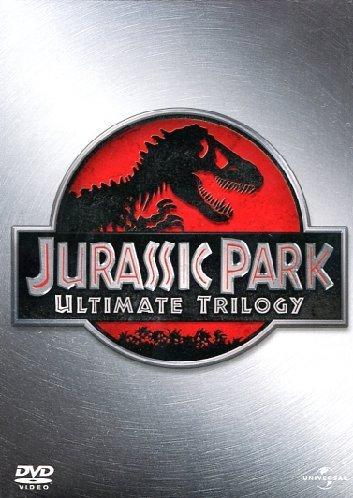 Jurassic Park - Ultimate Trilogy (4 Dvd) by Richard Attenborough