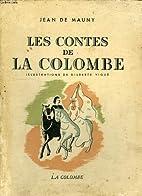 Contes de la colombe by Jean de Mauny