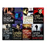 Lynda La Plante Lynda La Plante Collection 8 Books Set, (Clean Cut, the Red Dahlia, Deadly Intent, Silent Scream, Blind Fury, Cold Shoulder, Cold Heart and Entwined)