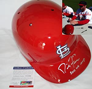 David Freese Hand Signed Autograhed St. Louis Cardinals Full Size Authentic Helmet -... by VIP+Memorabilia
