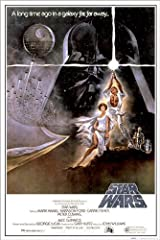 Star Wars Episode IV One Sheet Maxi Poster (Poster 41)