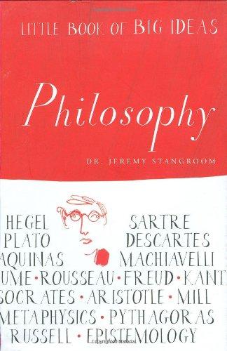 Little Book of Big Ideas: Philosophy (Little Book of Big Ideas series)