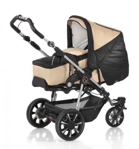baby buggy g nstig hartan kombi kinderwagen airspeed 764. Black Bedroom Furniture Sets. Home Design Ideas