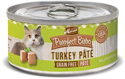 Merrick Purrfect Bistro Grain Free Turkey Pâté