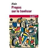 Propos sur le bonheurpar Alain