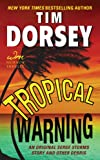 img - for Tropical Warning: An Original Serge Storms Story and Other Debris book / textbook / text book