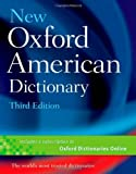 img - for New Oxford American Dictionary book / textbook / text book