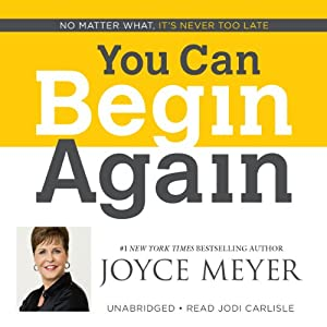You Can Begin Again Audiobook