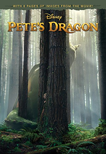 Petes-Dragon-Junior-Novel-With-8-Pages-of-Photos-From-The-Movie