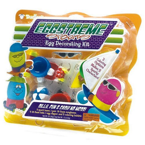 Eggstreme Sports - Egg Decorating Kit(c2005)