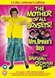The Complete Brendan O'Carroll DVD Stand Up Collection [12 Discs] Collectors Edition Box Set: How's Your Raspberry Ripple / How's Your Jolly Roger / How's Your Snowballs / How's Your Wibbly Wobbly Wonder + Complete Series of Mrs Brown's Boys: 1: Mrs Brow