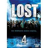 """Lost - Die komplette vierte Staffel [6 DVDs]von """"Matthew Fox"""""""