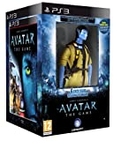 James Cameron's AVATAR THE GAME Playstation 3 Limited Edition with Bonus Content & Mattel Figure PS3