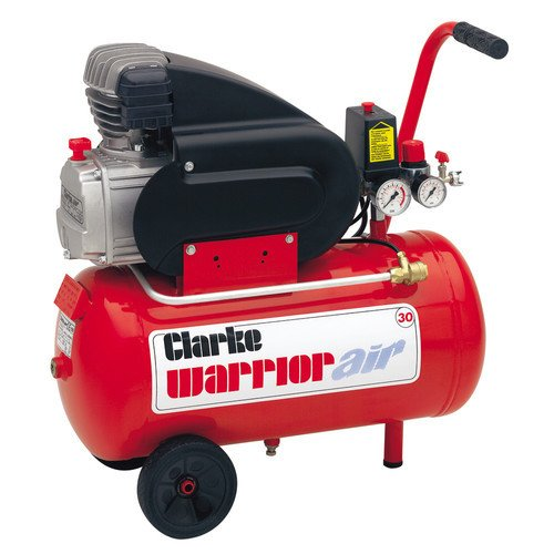 Clarke Warrior 30 24L Air Compressor