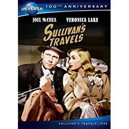 Sullivan's Travels DVD (Universal's 100th Anniversary)