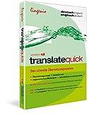 translate quick 12. Deutsch-Englisch / Englisch-Deutsch: Das schnelle Übersetzungssystem für Privatanwender